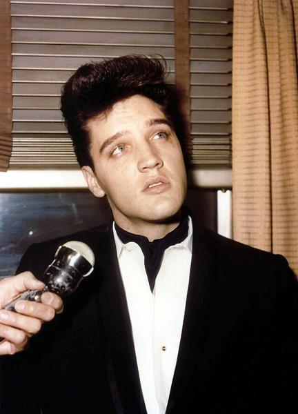 Elvis PresleyApril 20, 1960**I.V. - Image 0818_0574