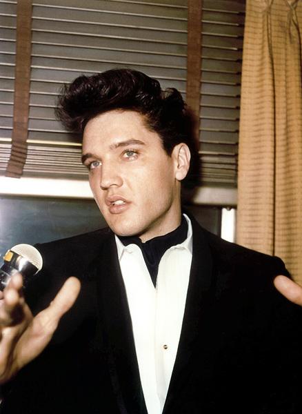 Elvis PresleyApril 20, 1960.**I.V. - Image 0818_0576