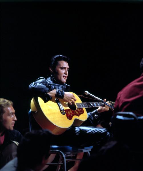 Elvis Presley1968 Come Back Special**I.V. - Image 0818_0605