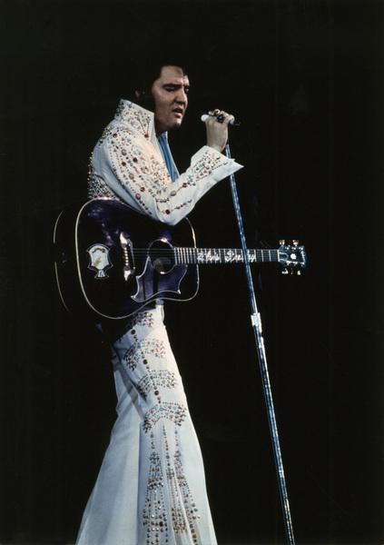 Elvis Presleycirca 1970s** I.V.M. - Image 0818_0732