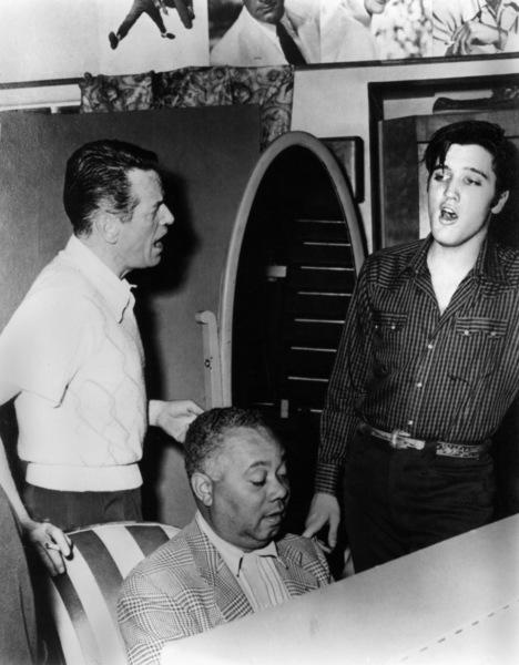 Elvis Presleycirca 1950s** I.V.M. - Image 0818_0737