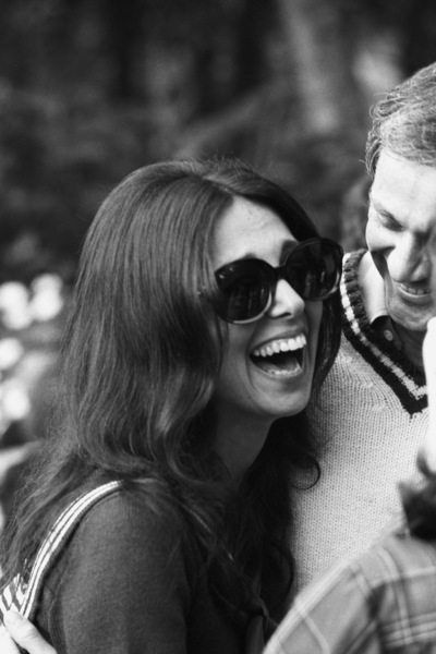 Marlo Thomas at a party for George McGoverncirca 1972 © 1978 Gunther - Image 0820_0471