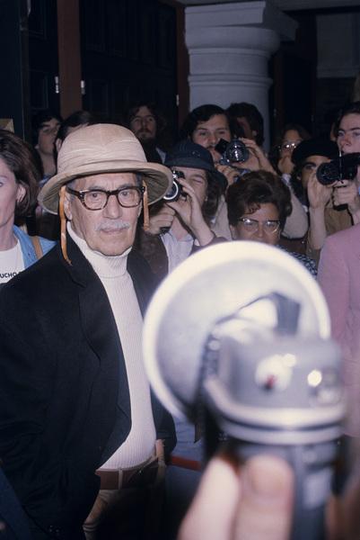 Groucho Marxcirca 1970s© 1978 Gary Lewis - Image 0820_0475
