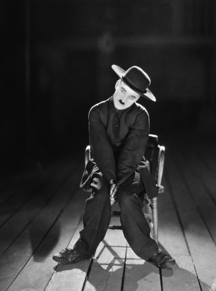 "Charlie Chaplin""The Pilgrim,"" 1923.Photo by James Abbe - Image 0860_0012"