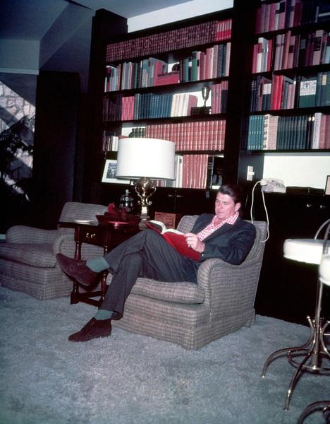 Ronald ReaganC. 1955 © 1978 Gabi RonaMPTV - Image 0871_1566