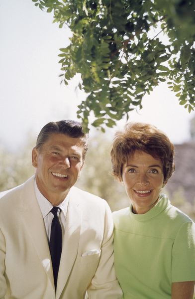 Ronald and Nancy Reagan1968© 1978 John Engstead** R.L. - Image 0871_1774