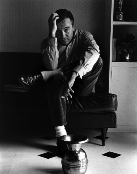 Jack Lemmon at homecirca 1956 © 1978 Sanford Roth / AMPAS - Image 0894_0181