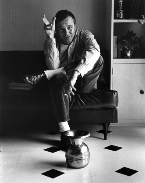 Jack Lemmon at homecirca 1956 © 1978 Sanford Roth / AMPAS - Image 0894_0231