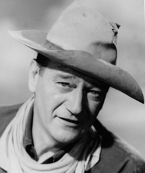 John Wayne, c. 1963. © 1978 Glenn Embree - Image 0898_0912