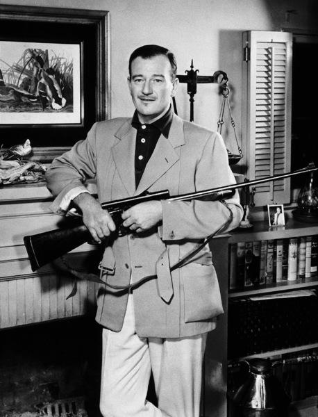 John Wayne, 1950. © 1978 Glenn Embree - Image 0898_2999