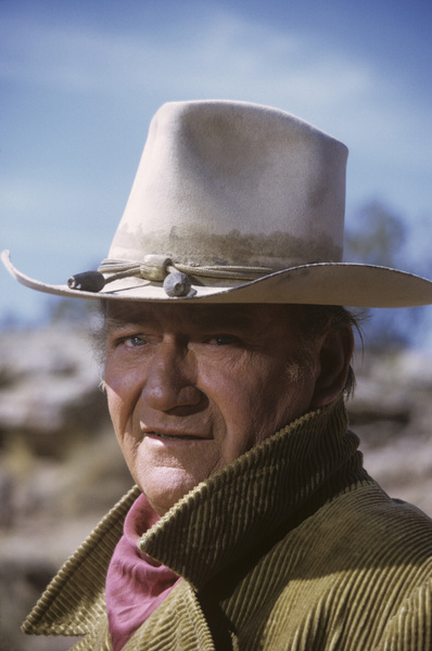 """The Cowboys""John Wayne1971© 1978 David Sutton - Image 0898_3249"