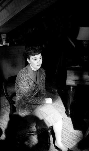 """Jane Wyman in """"All That Heaven Allows""""1955© 1978 Bob Willoughby - Image 0907_0822"""