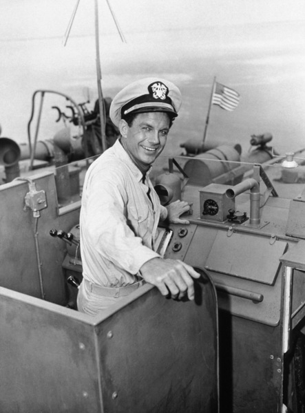 """Cliff Robertson from """"PT 109""""1963 Warner Brothers - Image 0950_0101"""