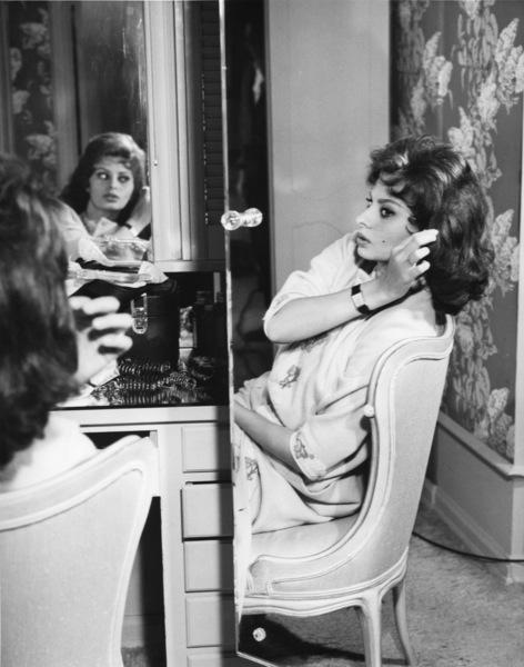Sophia Loren at homecirca 1960 - Image 0959_0008
