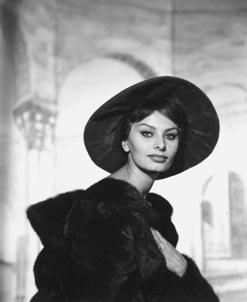 Sophia Loren, 1959. © 1978 Wallace Seawell - Image 0959_2046