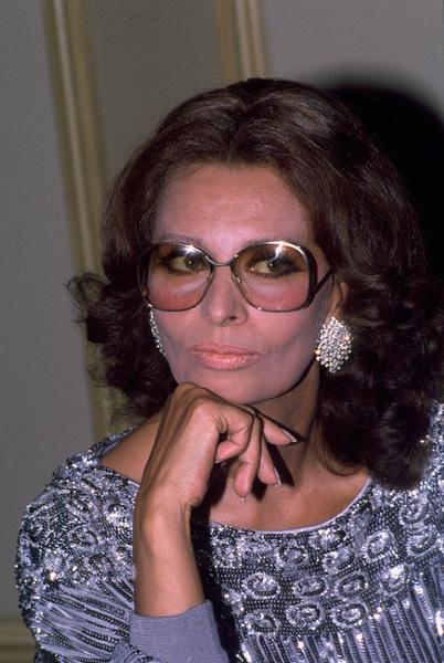 Sophia Loren, c. 1987. © 1987 Gunther - Image 0959_2053