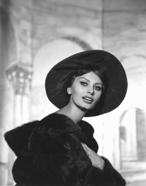 Sophia Loren, 1959 © 1978 Wallace Seawell - Image 0959_2067