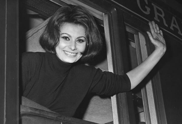 Sophia Loren, c. 1962. - Image 0959_2118