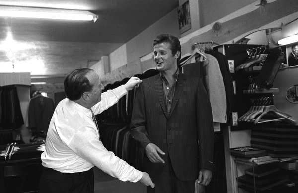 Roger Moore1960 © 1978 David Sutton - Image 0963_0057