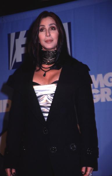 Cher at the 1998Billboard Music Awards © 1998 Scott Weiner - Image 0967_0147