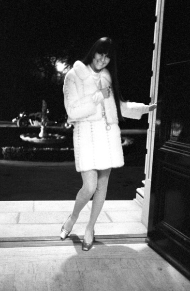 Cher Bono1967© 1978  Bob Willoughby - Image 0967_0307