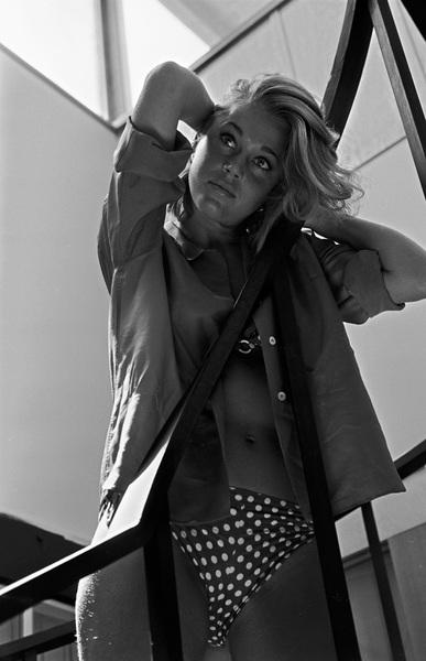 Jane Fonda1966 © 1978 Gunther - Image 0968_1166
