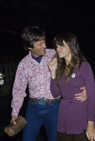 Jane Fonda and brother Petercirca 1970 © 1978 Gary Lewis - Image 0968_1193