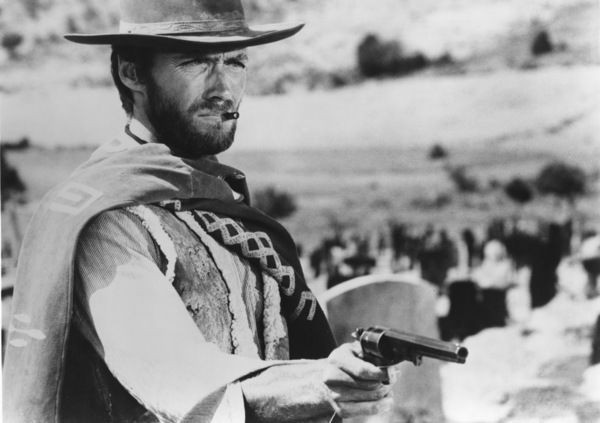 """The Good, the Bad and the Ugly""Clint Eastwood1966 United Artists - Image 0973_0030"