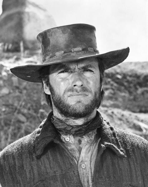 """Clint Eastwood on the set of """"Two Mules for Sister Sara""""1969**I.V. - Image 0973_0811"""
