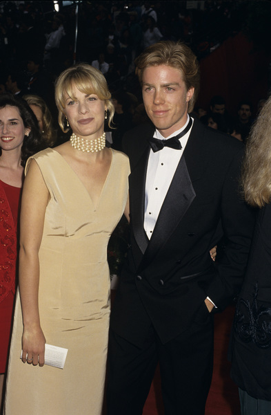 Kyle and Alison Eastwood (Clint