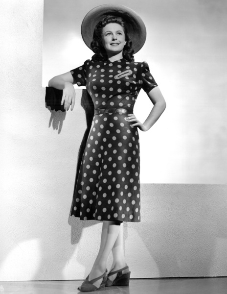 "Geraldine Fitzgerald from ""The Gay Sisters""1942Photo by Elmer Fryer - Image 0974_0857"