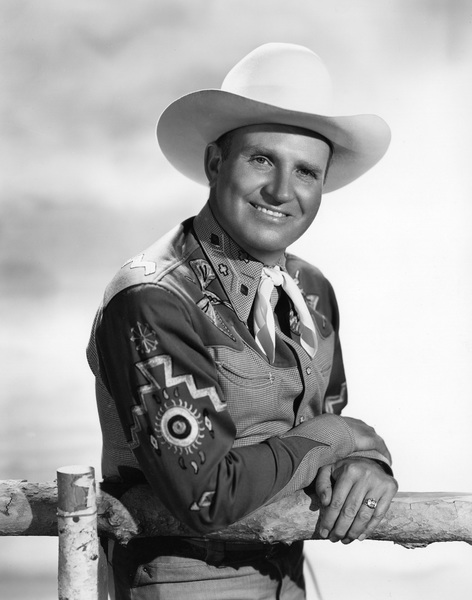 Gene Autry1950Photo by Gabi Rona - Image 0987_0022