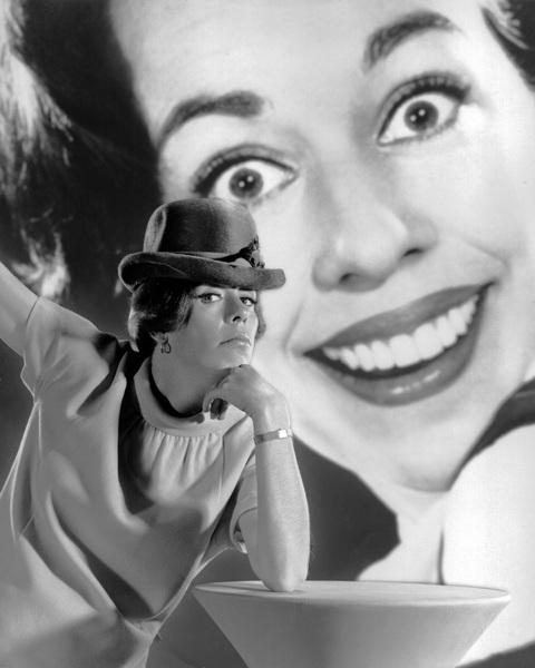 Carol Burnettcirca 1964Photo by Gabi Rona - Image 1000_0153