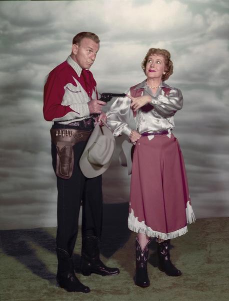 George Burns and Gracie Allencirca 1950sPhoto by Gabi Rona - Image 1001_0017
