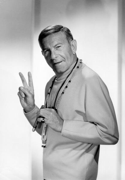 George Burns, 1968. © 1978 John Engstead - Image 1001_0101