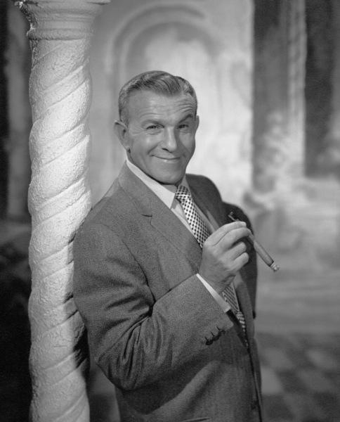 George Burns, c. 1956. © 1978 Wallace Seawell - Image 1001_0644