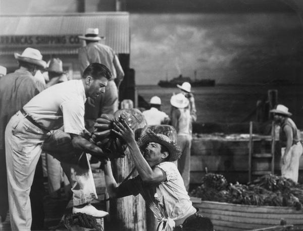 """Tropic Zone""Ronald Reagan1953 Paramount - Image 10339_0001"