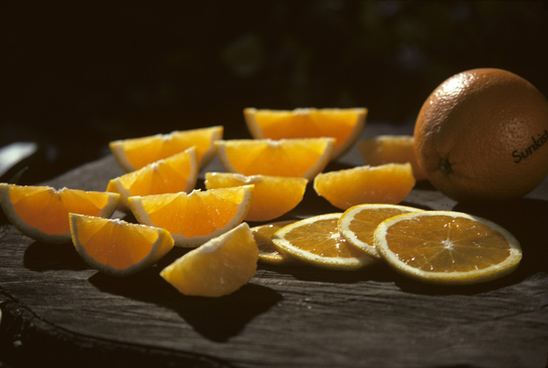 Food Shots (Sunkist Oranges)1974© 1978 Sid Avery - Image 10370_0701