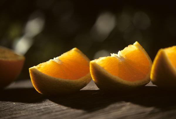 Food Shots (Sunkist Oranges)1974© 1978 Sid Avery - Image 10370_0702