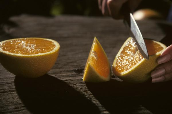 Food Shots (Sunkist Oranges)1974© 1978 Sid Avery - Image 10370_0704