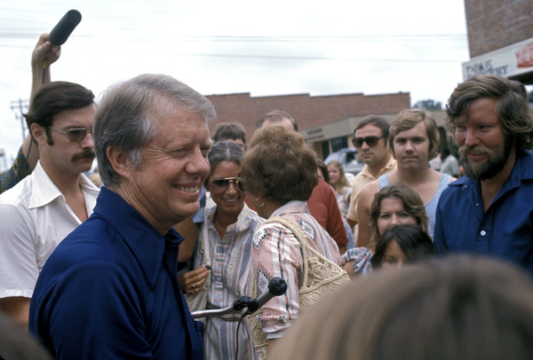 Jimmy Carter in Plains, Georgia1978 © 1978 Gunther - Image 10542_0005