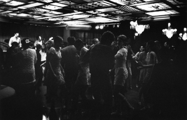 """""""The Factory Nightclub""""1967 © 1978 Bob Willoughby - Image 10554_0020"""