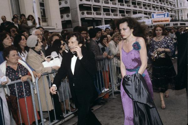 Roman Polanski at the Cannes Film Festival © 1980 Gunther - Image 10590_0002