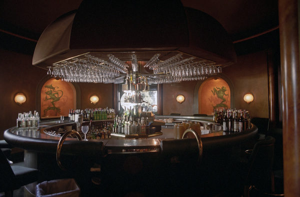 Le Dome restaurant in Los Angeles1991© 1991 Gunther - Image 10641_0024