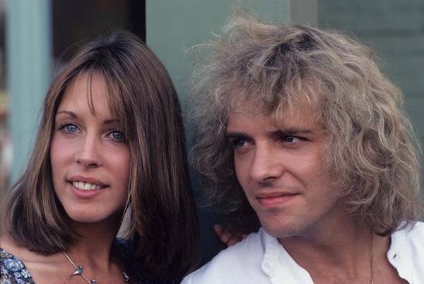 Peter Frampton and Sandy Farina1977 © 1978 Ulvis Alberts - Image 10664_0003