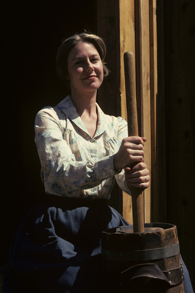 """Little House on the Prairie""Karen Grassle1974** H.L. - Image 10790_0111"