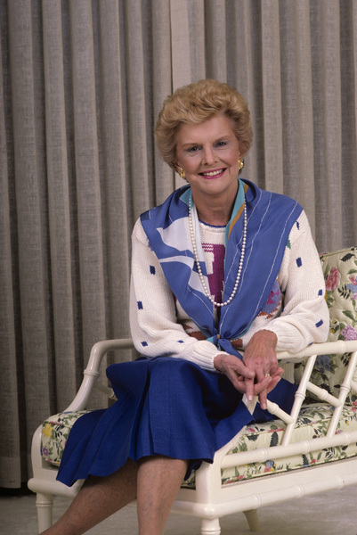 Betty Ford1987© 1987 Gunther - Image 10856_0015