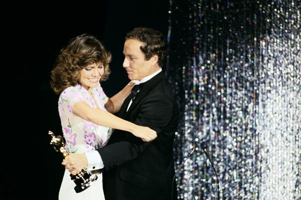 """The 52nd Annual Academy Awards""Sally Field, Richard Dreyfuss1980 © 1980 Gunther - Image 10877_0080"