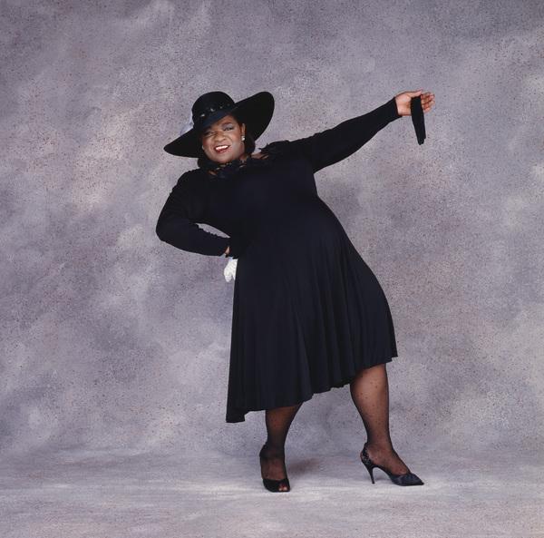 Nell Cartercirca mid 1990s © 1990 Bobby Holland - Image 11025_0010