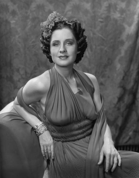 Norma Shearer circa 1936 © 1978 James Doolittle / ** K.K. - Image 1114_0980